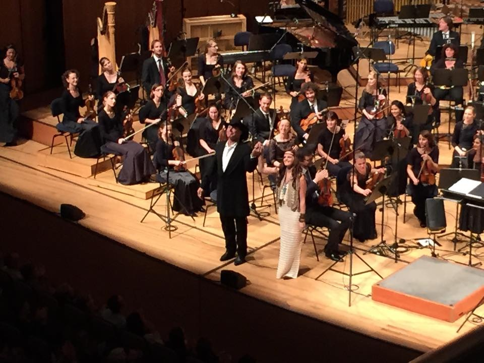takin a bow with 21st Century Orchestra!